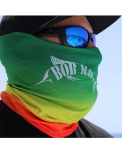 Bob Marlin Full Rasta Faceshield