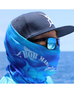 Bob Marlin Ocean Blue Faceshield