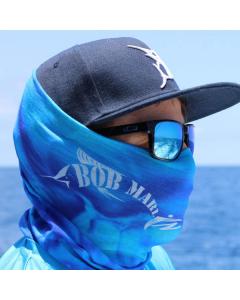 Bob Marlin Ocean Blue Faceshield
