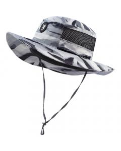 Bob Marlin Bucket Hat - Grey Storm