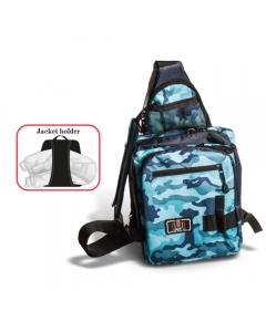 Molix Street Fishing Bag - Navy Camo