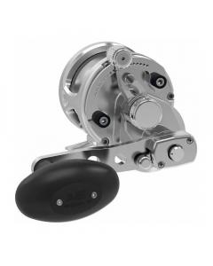 Avet G2 SX 5.3 MC Single Speed Lever Drag Reel - Silver