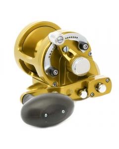 Avet G2 SX 5.3 MC Single Speed Lever Drag Reel - Gold