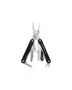 Leatherman Squirt PS4 Keychain Multi Tool - Black