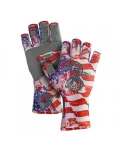 Fish Monkey FM11 Half Finger Guide Gloves