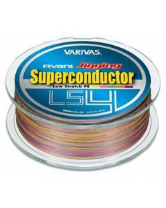 Varivas Avani Jigging Super Conductor PE LS4 Braided Line