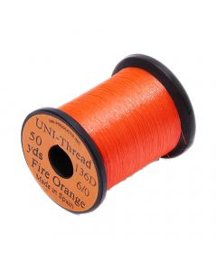 Uni 6/0 Unwaxed Fly Tying Thread 45m