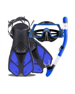Nivia Centrum Training Adult Snorkel Set