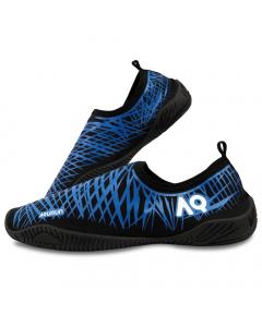 Aqurun Low-Top Water Shoes - Blue/Black