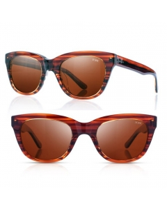 Tonic Flemington Polarized Sunglasses - Shiny Brown / Copper Photochromic