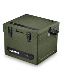Dometic WCI 22 Insulation Box - Green, 22 Liters