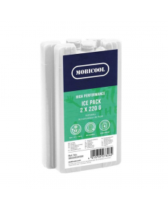 Mobicool High Performance Ice Pack for CI Ice Boxes (2x 220g)