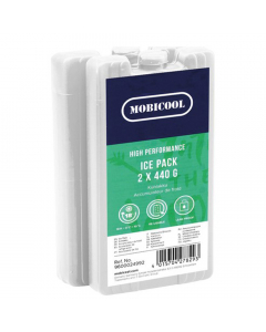 Mobicool High Performance Ice Pack for CI Ice Boxes (2x 440g)