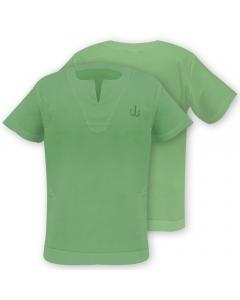 Medar Moqassar 100% Cotton Fishing Shirt - Green