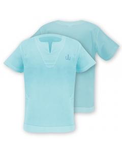 Medar Moqassar 100% Cotton Fishing Shirt - Blue