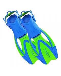 Aqua Lung Proflex 2 Open Heal Snorkel Fins for Kids (Size: L/XL)