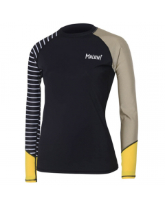 Maluni WLS02 Sunflower Women's Long Sleeve Rashguard