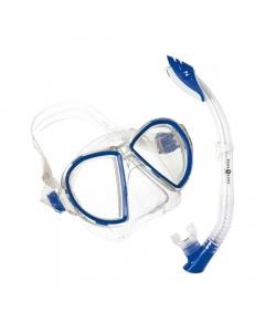 Aqua Lung Sport Combo Duetto LX Snorkel Set