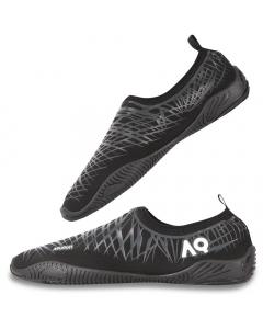 Aqurun Low-Top Water Shoes - Black