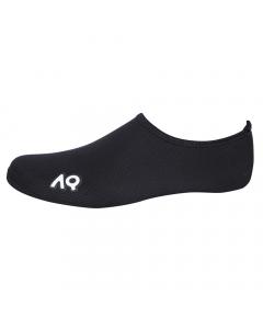 Aquwalk Water Socks - Black
