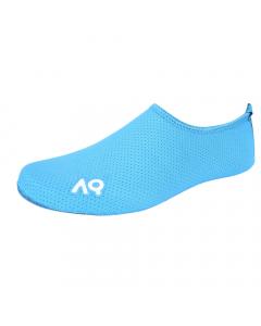Aquwalk Water Socks - Blue