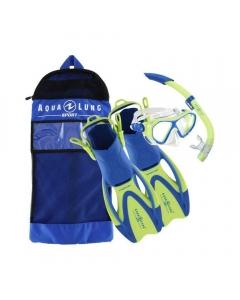 Aqua Lung Urchin Jor Snorkel Set for Kids