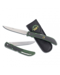 Outdoor Edge Fish and Bone Folding Fillet Knife