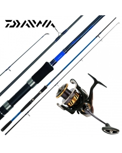 Daiwa Advance Casting 7ft - Medium Heavy Combo
