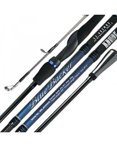Daiwa Blue Backer LJ Spin Jig Rod
