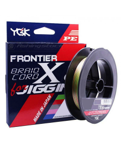 YGK Frontier Braid Cord X8 for Jigging