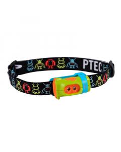 Princeton Tec Bot Child's Headlamp - Lime Green