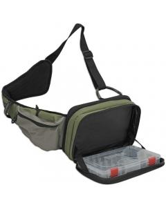 Rapala 46006-1 Sling Bag (Green/Black)