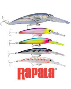 Rapala X-Rap Magnum Trolling Lure - Set 1 - 14cm 46g (Pack of 5)