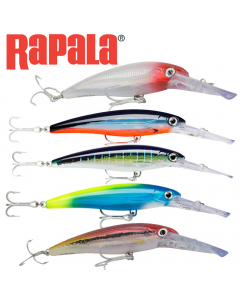 Rapala X-Rap Magnum Trolling Lure - Set 2 - 14cm 46g (Pack of 5)