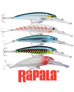 Rapala X-Rap Magnum Trolling Lure  - Set 1 - 16cm 72g (Pack of 5)