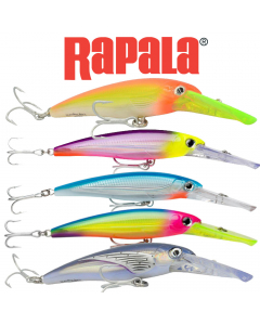 Rapala X-Rap Magnum Trolling Lure  - Set 2 - 16cm 72g (Pack of 5)