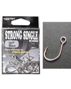 Ichikawa Fishing Strong Single Hook