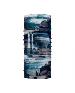 Buff Coolnet UV+ Neckwarmer - Harq Stone Blue