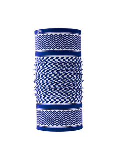Buff Original Shemag - Blue/White