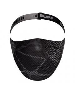 Buff Filter Mask Ape-X Black