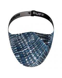 Buff Filter Mask - Bluebay Blue