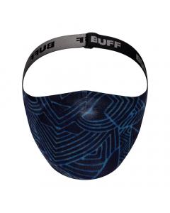 Buff Filter Mask for Kids - Kasai Night Blue