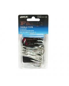 BKK 6066-5X-CB Fangs Treble Hook