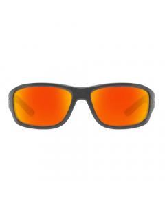Nines Berryessa BRYS004 Polarized Sunglasses (Matte Black / Amber Brown)