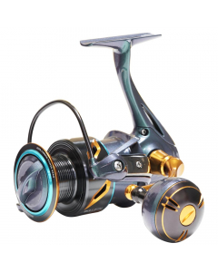 Bullzen Iguana Max Saltwater Spinning Reel - Limited Edition