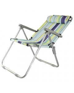 Camptrek Plastic Low Back Chair
