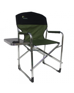 Camptrek CK-104A Camping Chair with Table