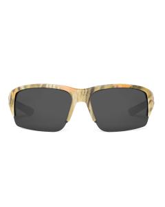 Nines Cherokee CH041-P Polarized Sunglasses (Camouflage/Smoke Gray)