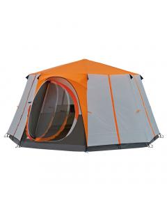 Coleman Cortes Octagon 8 Orange Tent