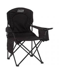 Coleman Cooler Quad Chair - Black